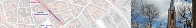 Kevelaer – Sanktuarium M.B., Beichtkapelle