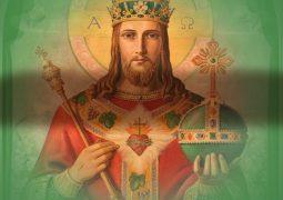 OGŁOSZENIA Nr.: 97 – Niedziela Chrystusa Króla – 22.11.2020